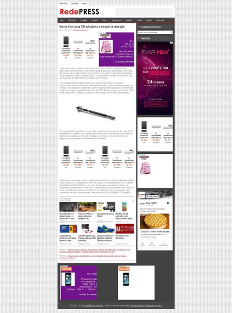 Monroe Axios lança 158 aplicações no mercado de reparação